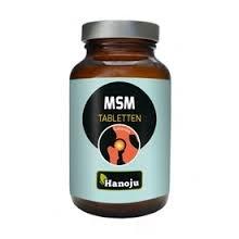 MSM, 150 tabletek
