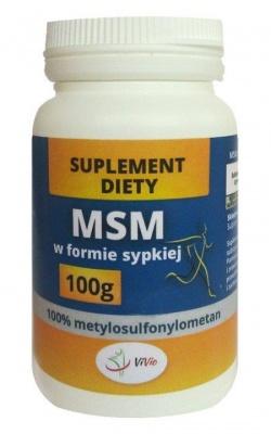 VIVIO  MSM, 100 g
