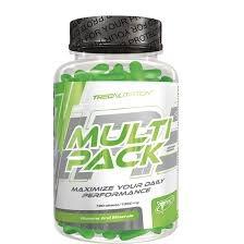 TREC - Multi Pack - 120tab