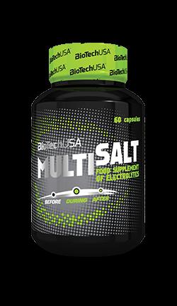 MultiSalt, 60 kapsułek