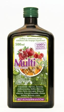 MultiSet, płyn, 500 ml