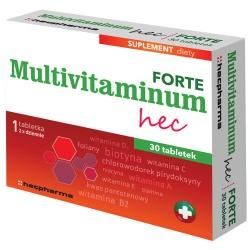 Multivitaminum Hec Forte