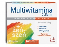 Multiwitamina Colfarm