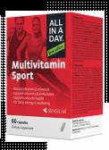 SENSILAB  Multiwitamina Sport, 60 kapsułek