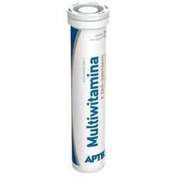 Multiwitamina z żeńszeniem