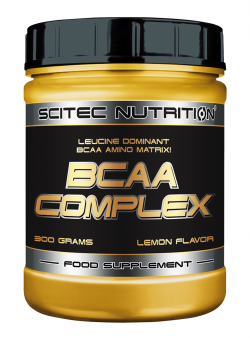 SCITEC - Muscle BCAA  - 300g