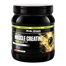 BODY ATTACK - Muscle Creatine - 500g
