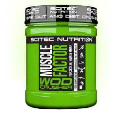 SCITEC - Muscle Factor - 150kaps