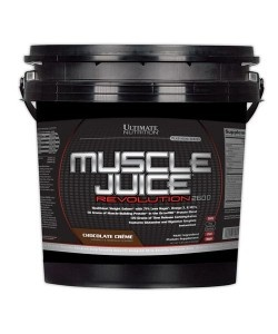 ULTIMATE NUTRITION - MUSCLE JUICE REVOLUTION 2600 - 5kg