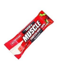 NUTREND - Baton - Muscle Protein Bar - 55g - Truskawka
