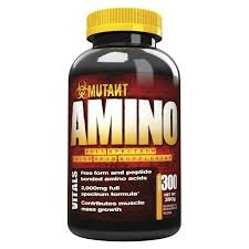 PVL - MUTANT AMINO - 300tabs
