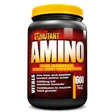 PVL - Mutant Amino - 600tab
