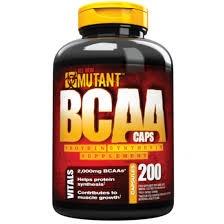 PVL - Mutant BCAA - 200kaps