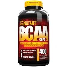 VL - Mutant BCAA - 400kaps