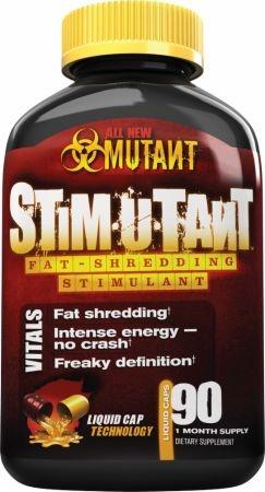PVL - Mutant Stimutant - 90caps