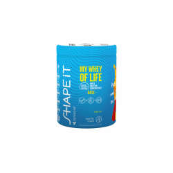 MY WHEY OF LIFE 100% NATURAL WHEY PROTEIN CONCENTRATE BASE  320 g (10 porcji)