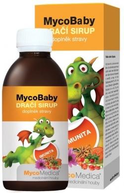 MYCO MEDICA  MycoBaby smoczy syrop