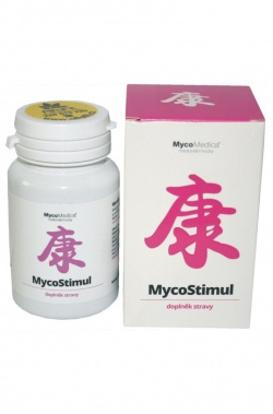 MycoStimul, 180 kapsułek