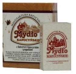 Mydełka Kapucyńskie z balsamem kapucyńskim i propolisem 6x16g