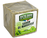 Mydełko Marsylskie Oliwa z oliwek, mydło, 300 g