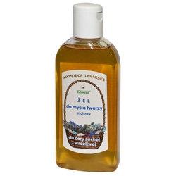 Mydlnica lekarska, Fitomed, żel ziołowy do mycia twarzy do cery suchej, 200 ml