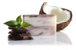 Mydło COCO z lodową czekoladą, mydło, 90 g