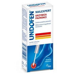 Undofen, Nailexpert , sztyft, 4 ml