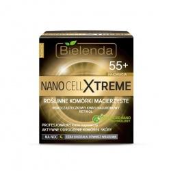 Nano Cell Xtreme Profesjonalny krem naprawczy 55+ na noc, krem, 50 ml