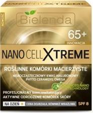Nano Cell Xtreme Profesjonalny krem rewitalizujący 65+ na dzień SPF 8