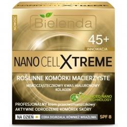 Nano Cell Xtreme Profesjonalny krem przeciwzmarszczkowy 45+ na dzień SPF 8