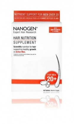 Nanogen hair 20+ men