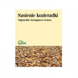 Nasiona kozieradki, zioło pojedyncze (Flos), 50 g