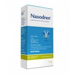 Nasodren, aerozol do nosa, 50 mg