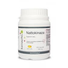 Nattokinaza, 300 kapsułek