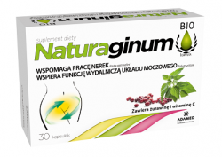 Naturaginum BIO formuła, kapsułki, 30 szt