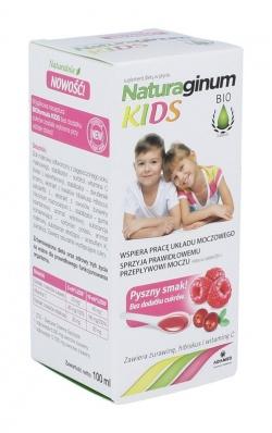 Naturaginum BIO formuła Kids, płyn, 100 ml
