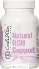 Natural HGH Support, CaliVita, 90 tabletek