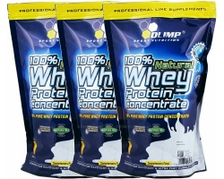 OLIMP - Natural Whey Protein Concentrate - 2100g