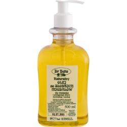 Naturalny olej ze słodkich migdałów 500 ml