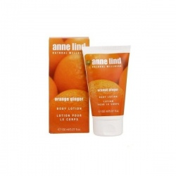 Naturalny lotion do ciała Anne Lind Orange Ginger  - 150