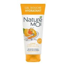 Nature Moi, żel nawilżający pod prysznic, słodka morela, 200 ml