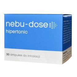 Nebu-Dose, roztwór hipertoniczny, 5 ml, 30 ampuł