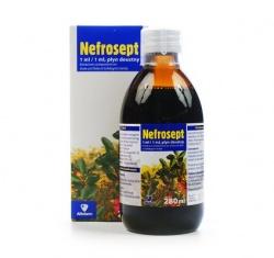 Nefrosept , płyn, 280 ml