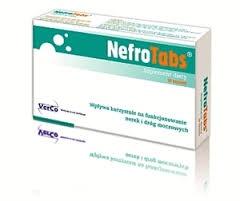 Nefrotabs, tabletki, 30szt