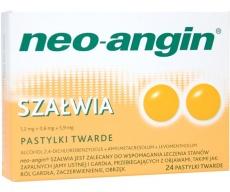 Neo-Angin szałwia