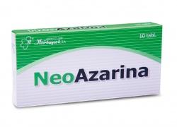 Neoazarina, tabletki, 10 szt