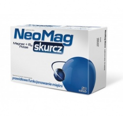 Neomag Skurcz, tabletki, 50 szt