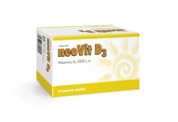 NeoVit D3, 60 kapsułek