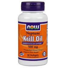 Neptune Krill Oil, 60 kapsułek