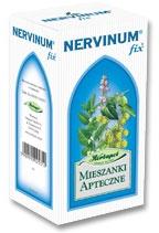 Nervinum fix, zioła, 20 torebek x 1g